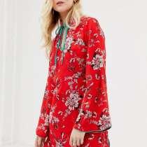 Платье с цветочным принятом Glamorous с ASOS, в Обнинске