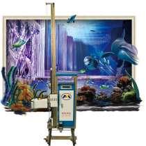 Робот художник нанесет любой рисунок на стену, в г.Кишинёв