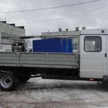 Переoборудование Валдаев Газона Газели и Изготовление фургон, в Казани