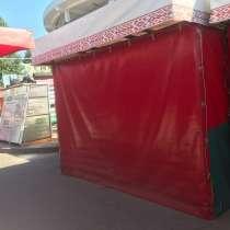 Продам палатку вместе с местом на рынке, в г.Витебск