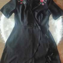 Продам чёрное летнее платье, в г.Кривой Рог