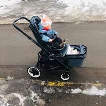 Продаю коляску использование 3 месяца, в Москве