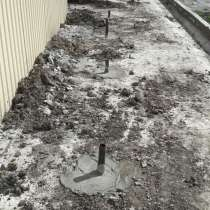 Укрепление фундамента полимер-цементной инъекцией, в Волгограде