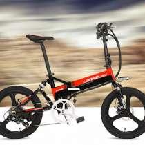 Электровелосипеды LANKELEISI G550 Elite Edition, в Москве