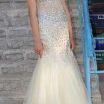 Красивое вечернее платье, в г.Балхаш