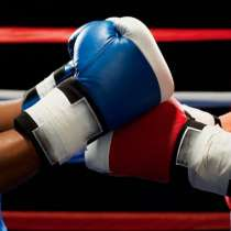 Секция бокса, в Зеленограде