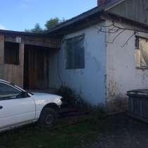 Продам дом 67кв. м, земли.уч-к 25 сот. или продам 1/2 зем.уч, в Хабаровске