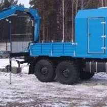 Продам ПРМ, Арок, КАМАЗ-43118,2013 г/в с КМУ, в Ханты-Мансийске