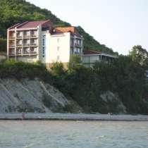 Продаётся база отдыха на Чёрном море, в Геленджике