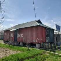 Продаю готовый магазин из контейнера, 75 кв. м, 7500 $, б/п, в г.Бишкек