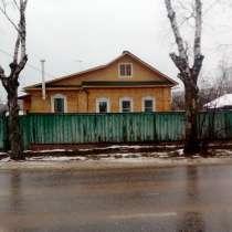 Продаётся дом с участком и гаражом, в Калязине