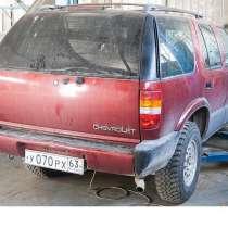 Продам Chevrolet Blazer красный внедорожник 5 дверей, 1997г, в Тольятти