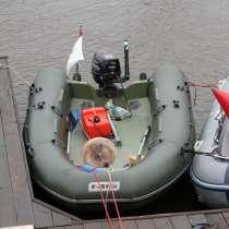Лодка Скаут-380, в Санкт-Петербурге