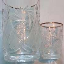 Хрустальние стаканы и стопки, в г.Черновцы