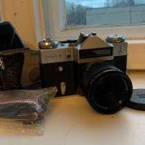 Пленочный фотоаппарат Zenit E, в Санкт-Петербурге