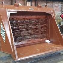 Просеивающий валково-дробильный ковш от Завода Ковшей, в Асбесте