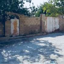 Продаётся участок дом, в г.Баку