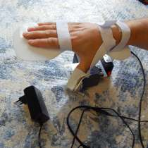 Тренажер для большого пальца после травмы, операции, в Москве