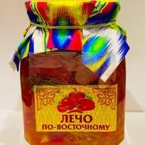 Варенье, лечо, соуса, сиропы, в Москве