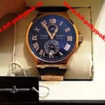 Швейцарские Часы Ulysse Nardin - Без отличий от Оригинала, в Саратове