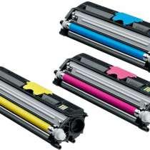 Продам лазерные картриджи оригинальные, однопроходы б/у, в Новосибирске