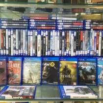 Игры PS 4, ЗЫ 4, ПС 4 (ОБМЕн Лицезионных Игр), в Санкт-Петербурге