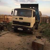 Маз5551, в Улан-Удэ