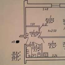 Продам 1 комнатную квартиру Московский проспект 43, Витебск, в г.Витебск