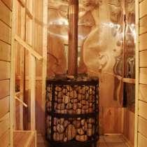 Баня на дровах ЕМЕЛЯ приглашает отдохнуть, в г.Витебск