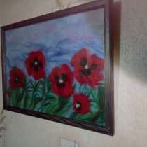 Картина из шерсти, в Жуковском