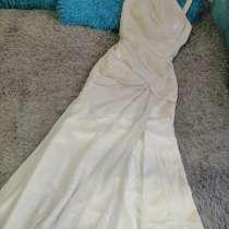 Платье в пол из шифона 44-46, в Иванове