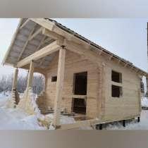 Строим гостиницы, дома, бани, в Новокузнецке