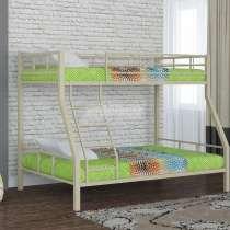Кровать двухъярусная Гранада-1, бежевый, в Владивостоке