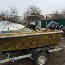 Лодка Катран, в Краснодаре