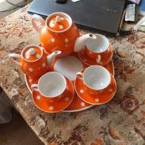 Чайный сервиз, в Москве