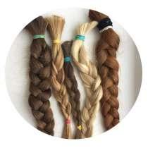 Эксклюзивные срезы славянских волос, в Новосибирске