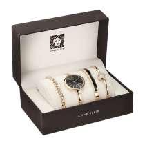 Модные женские часы Anne Klein (черные), в Ростове-на-Дону