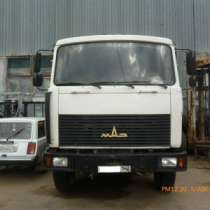 самосвал МАЗ 551605-280, в Томске