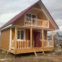 Строительство каркасных домов и бань, в Ревде