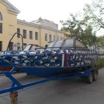 Катер ВМФ Береговой охраны. Мастер 651, в Санкт-Петербурге