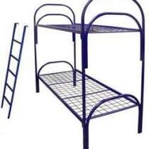 Железные армейские кровати, одноярусные металлические для больниц, бытовок, общежитий, интернатов, школ. Опт от производителя., в Сочи