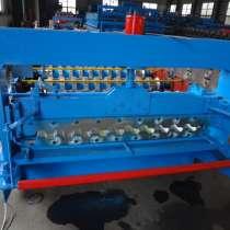 Двухъярусная линия для производства профнастила и металлочер, в г.Shengping