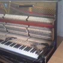 Мастер-настройщик и реставратор фортепиано ищет работу, в Краснодаре