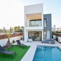 Недвижимость в Испании, Новая вилла в Ла Марина, в г.La Marina