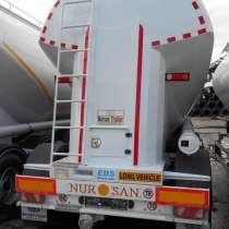 Цементовоз NURSAN Millenium 35 м3, в Ростове-на-Дону