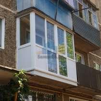 Остекление балконов и лоджий, в Оренбурге