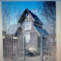 Продаю участок с домиком, в Истре