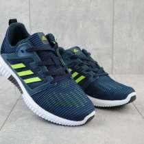 Кроссовки Adidas весна-осень, мужские, сине-зелёные, в г.Киев
