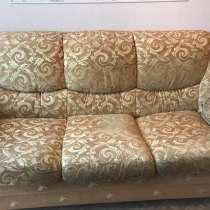 Продам диван +кресло, в Хабаровске