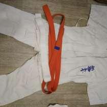 Кимоно б/у для карате детское, в Красноярске